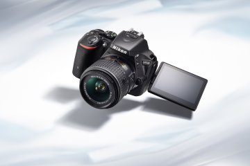 D5500 ambience 2 - Nikon unveils D5500, the world's smallest and lightest DSLR