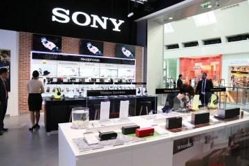 DE0A5273 - Sony Opens Flagship Boutique at Dubai Mall
