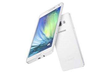 SM A700FSS 009 Set1 White - Samsung Introduces Galaxy A7