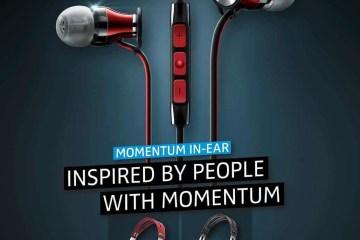 26bb1b80 7bcb 433b 9f3b 33efaaf07fa8. V321250847  - Sennheiser adds MOMENTUM In-Ear Black Chrome to its MOMENTUM range