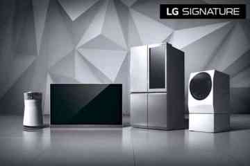"LGS - LG's First Ultra-Premium Brand ""LG SIGNATURE"" Debuts Across the GCC"