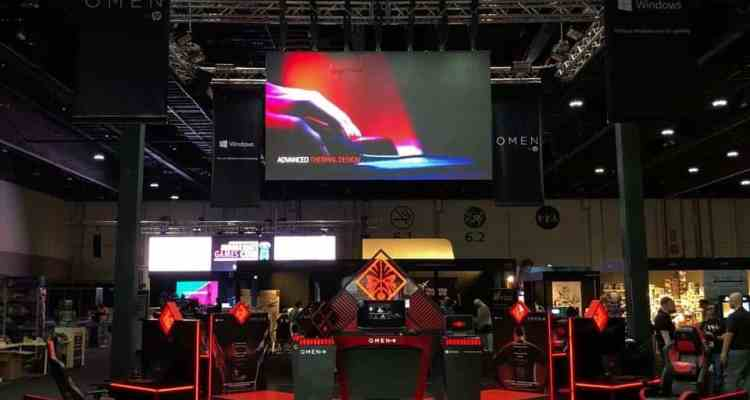 HP at Games Con 2017 2 - HP Showcases Full Gaming Portfolio at Games Con 2017