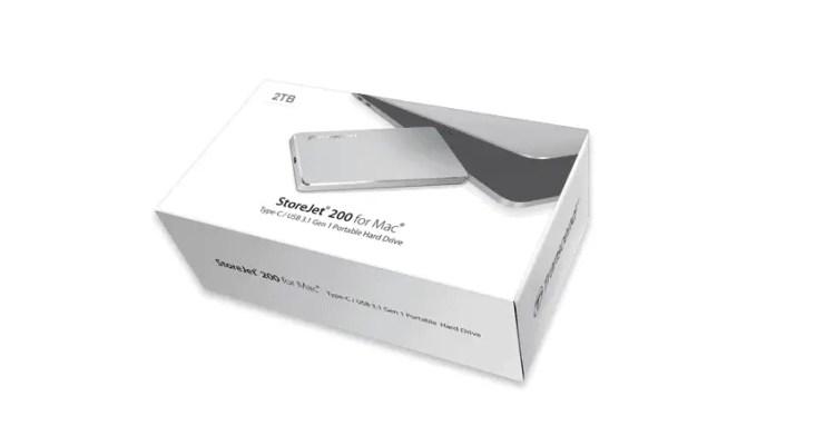 Pp SJM200 pkg - Transcend Introduces StoreJet 200 Portable Hard Drive Befitting Your Mac.