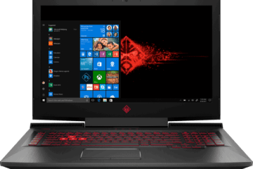 c05551586 - HP Omen 17 Review