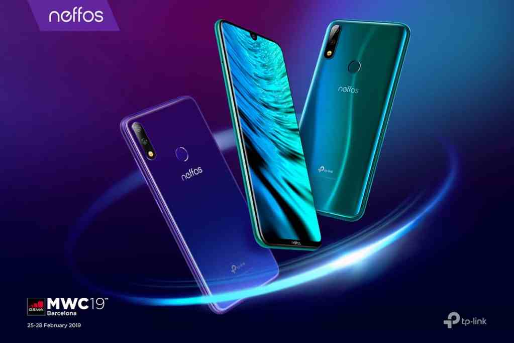 Neffos X 20 X20 Pro Smartphones To be launched 1 - TP-Link's phone brand to showcase  upcoming Neffos X20 and X20 Pro, latest devices at MWC 2019
