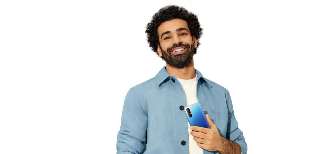 Football Legend Mohamed Salah signs up as OPPO's Brand Ambassador