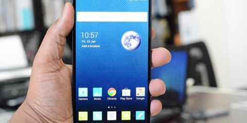 Alcatel Hero 2 17 - Samsung Galaxy Note 4 Review