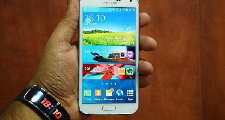 Samsung Galaxy S5 11 - Samsung Galaxy S5 Unboxing.