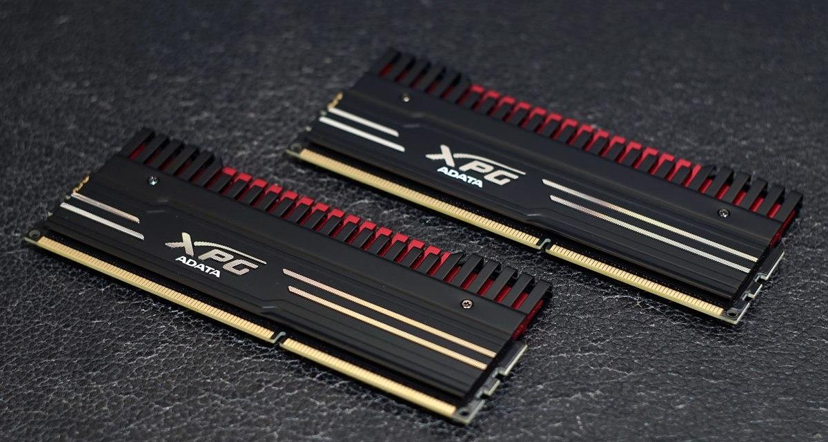 ADATA XPG V3 DDR3 2400MHZ 8GB MEMORY KIT REVIEW
