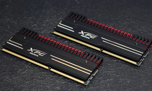 ADATA XPG V3 DDR3 2400MHZ 8GB MEMORY KIT REVIEW