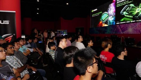 NVIDIA Held A Gamer's Day in Singapore