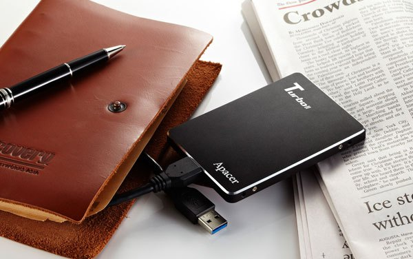 Apacer Launches AS710: Its First Portable SSD