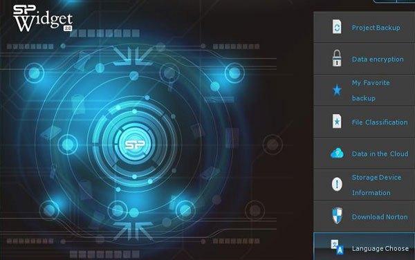 SP Armor HDDs Receives SP Widget Treatment