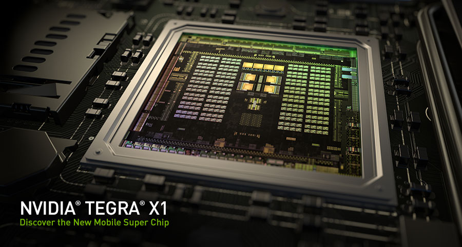 Nvidia Demos Tegra X1: A TFLOP Of Mobile Performance