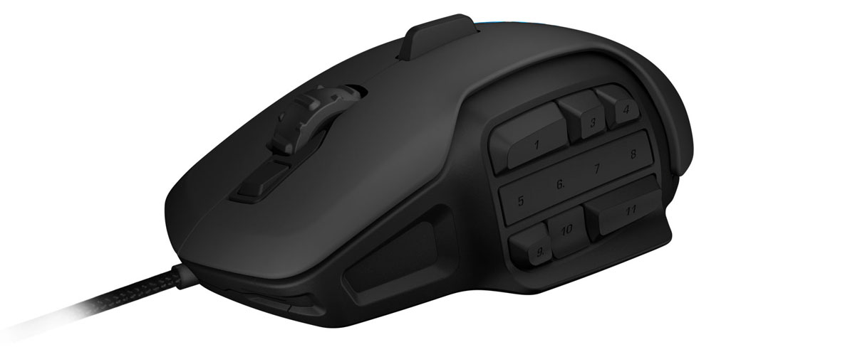 ROCCAT Reveals RYOS RGB, Nyth Gaming Mouse, & Lot More