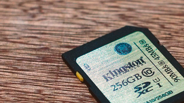Kingston Class 10 UHS-I SDXC 256GB SD Card Review