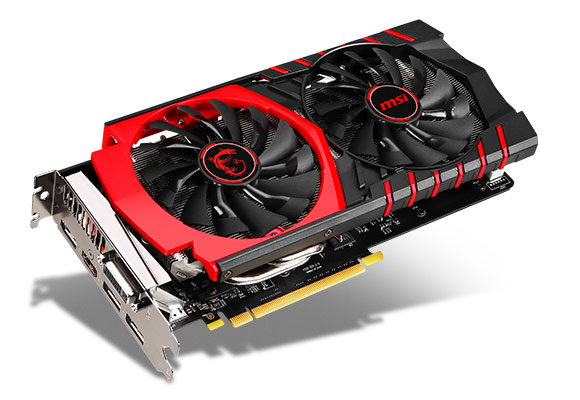 MSI® Launches GTX 960 GAMING 4G graphics card