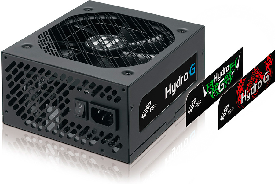 FSP Launches 80 Plus Gold Hydro G PSU with Optimized Cooling