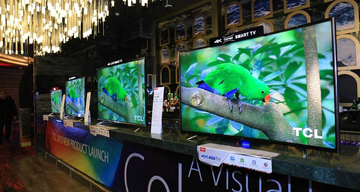 TCL Sets New Standards For TV Display Capabilities