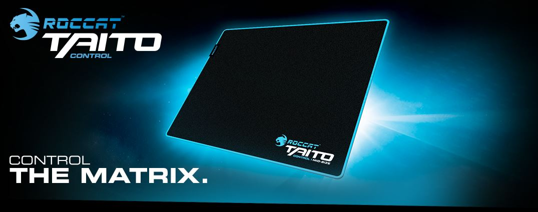ROCCAT Releases Taito Control Gaming Pad