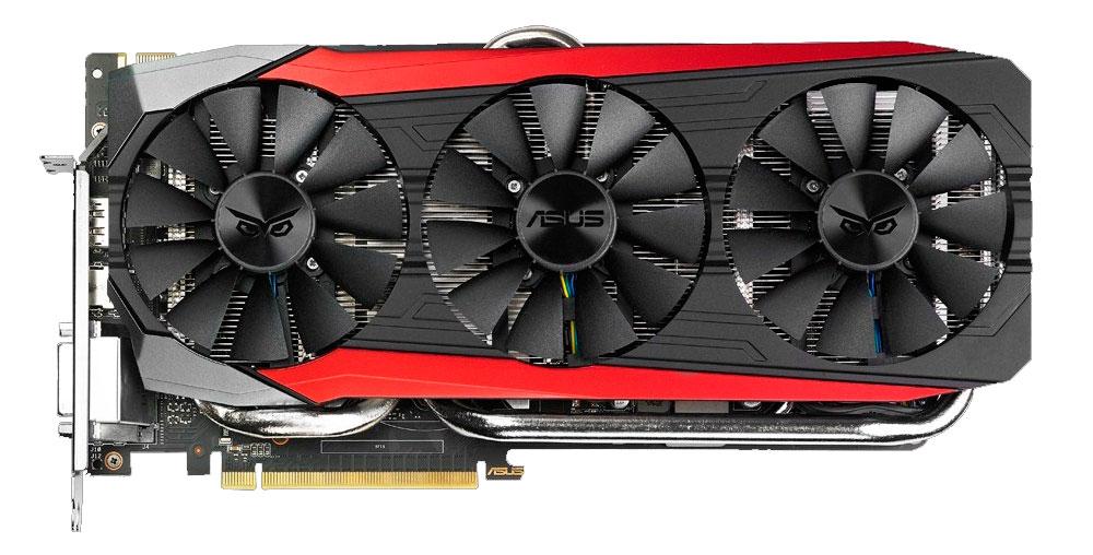ASUS Announces Tri-Fan GTX 980 Ti STRIX
