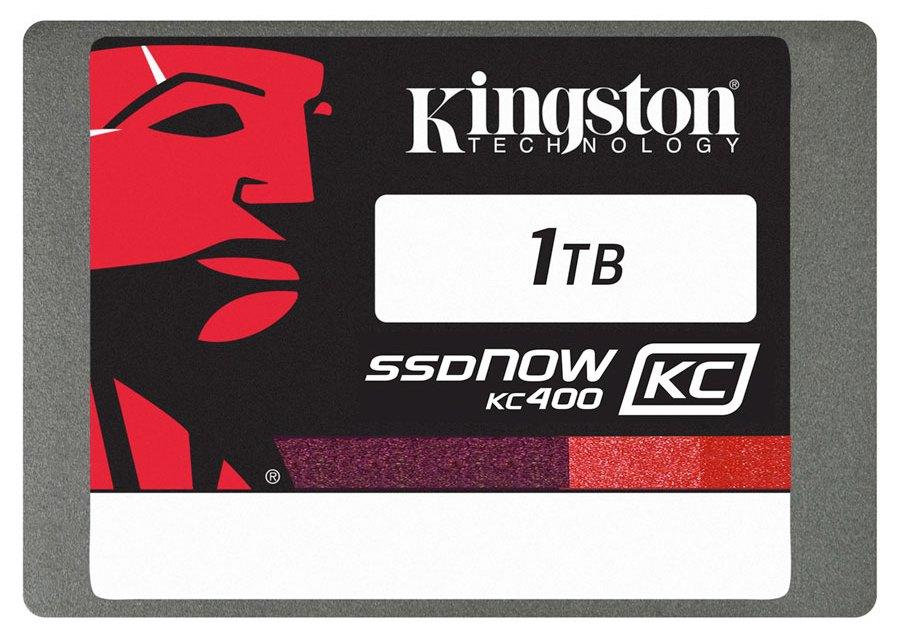 Kingston Releases KC400 Enterprise SSD