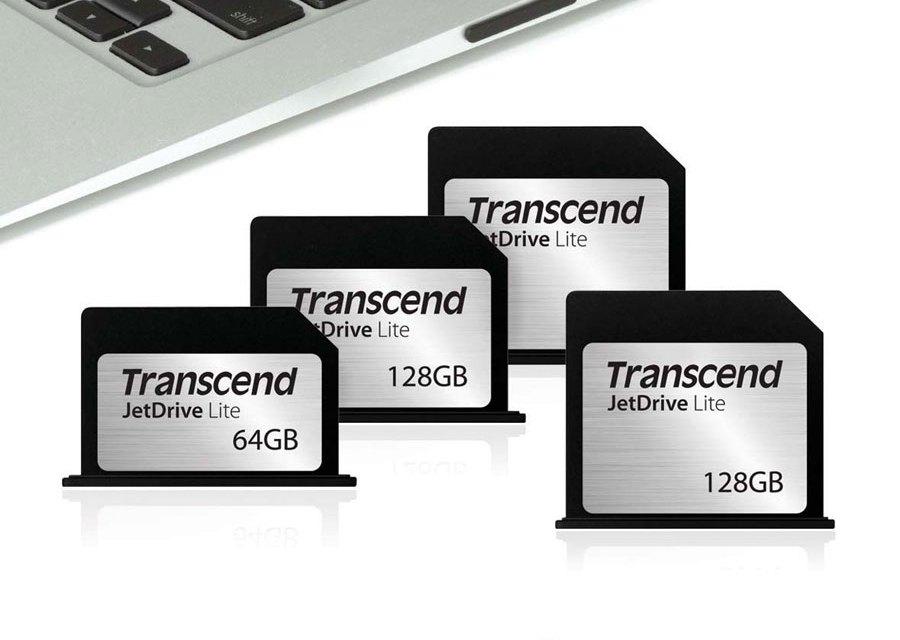 Transcend Introduces Expansion Drives For MacBooks