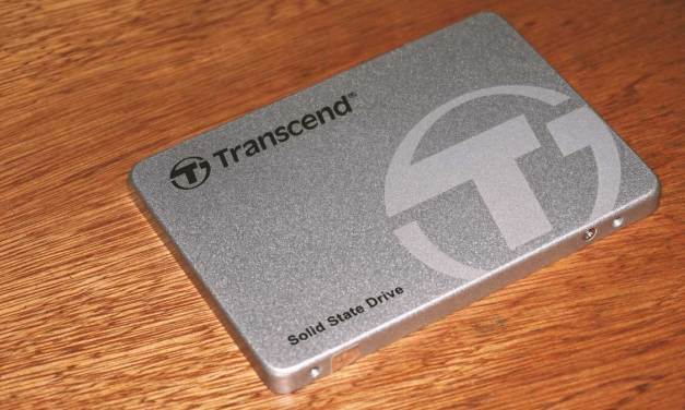 TRANSCEND SSD370S 1TB SSD Review
