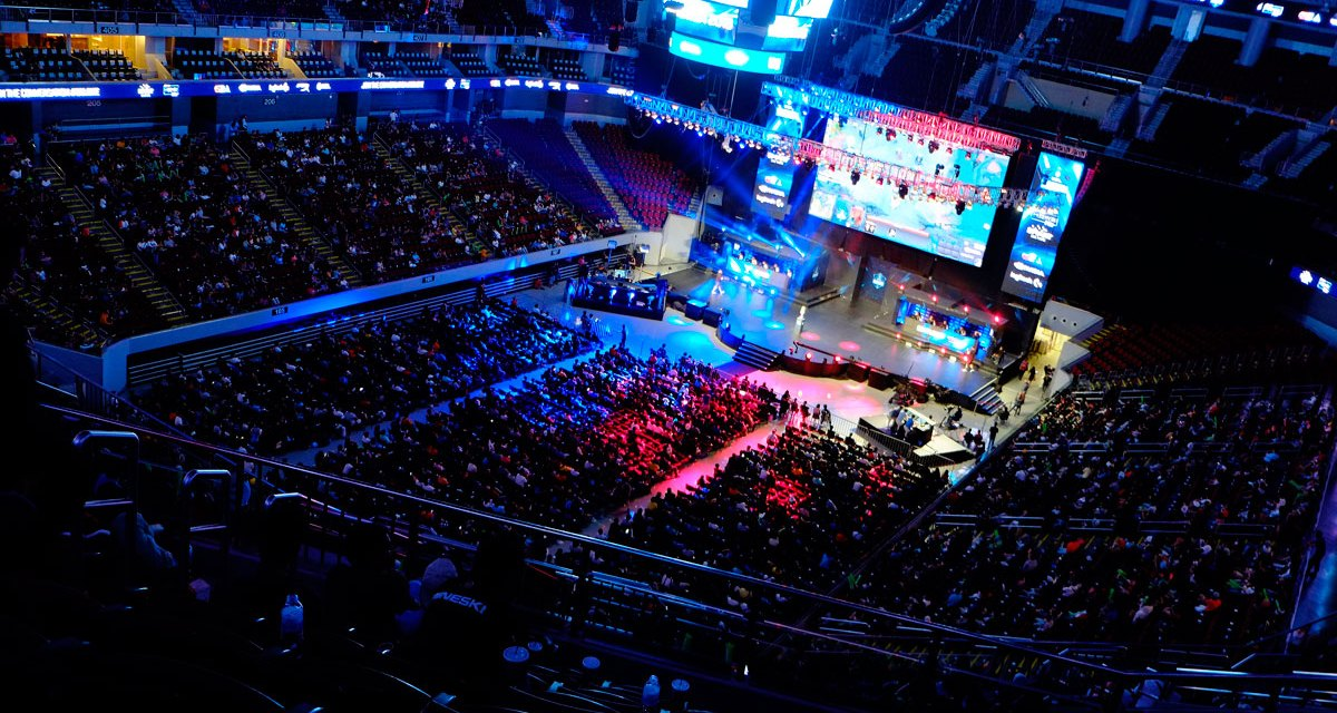 ESL One Manila by PLDT Fibr & Smart GameX: Pioneering eSports Event