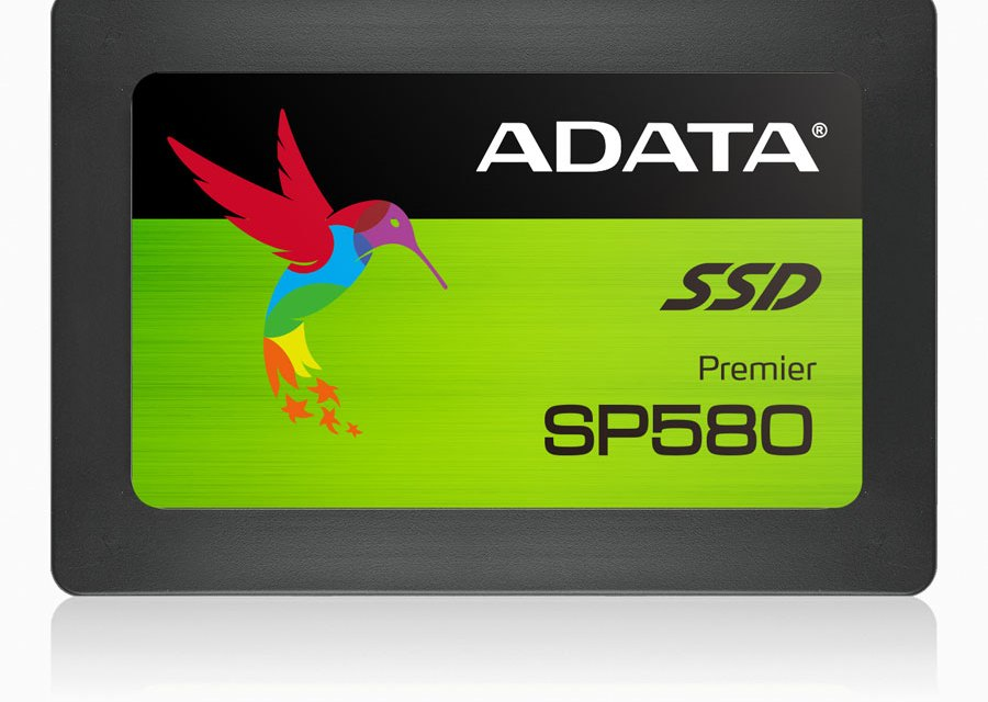 ADATA Launches Premier SP580 SSD