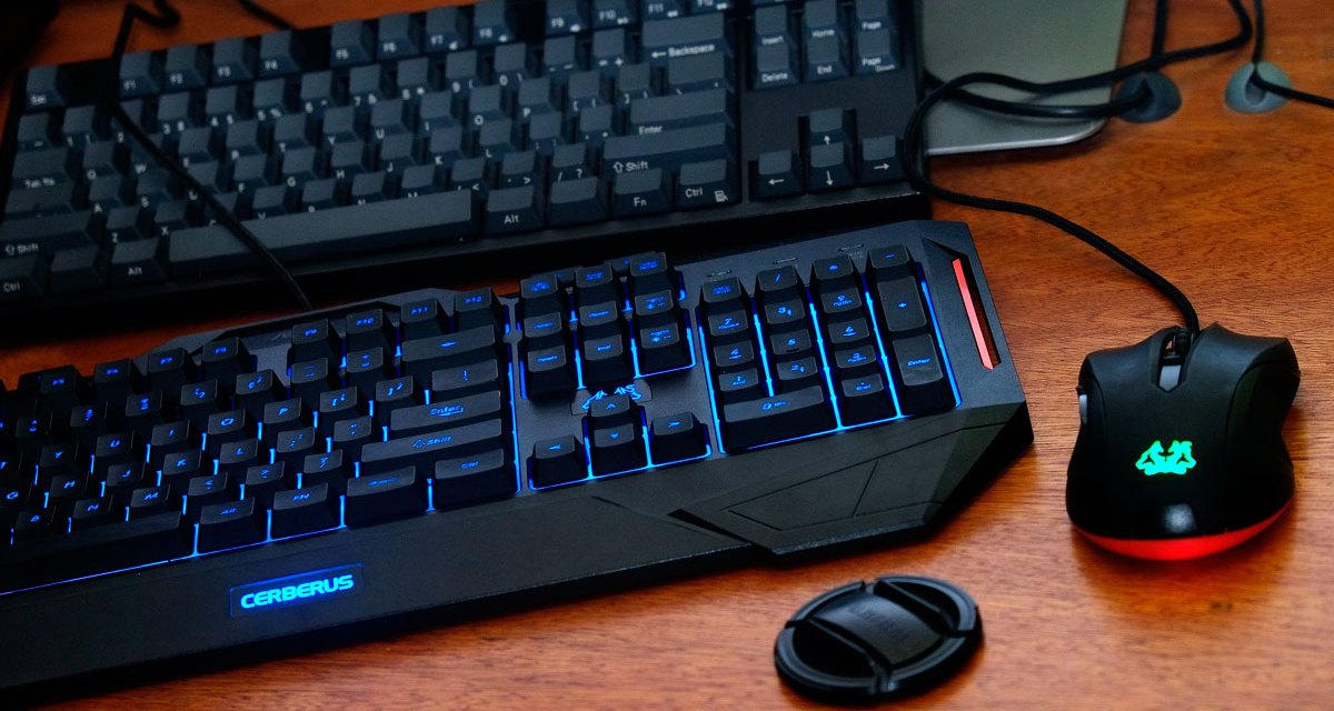 ASUS Cerberus Keyboard & Mouse Review