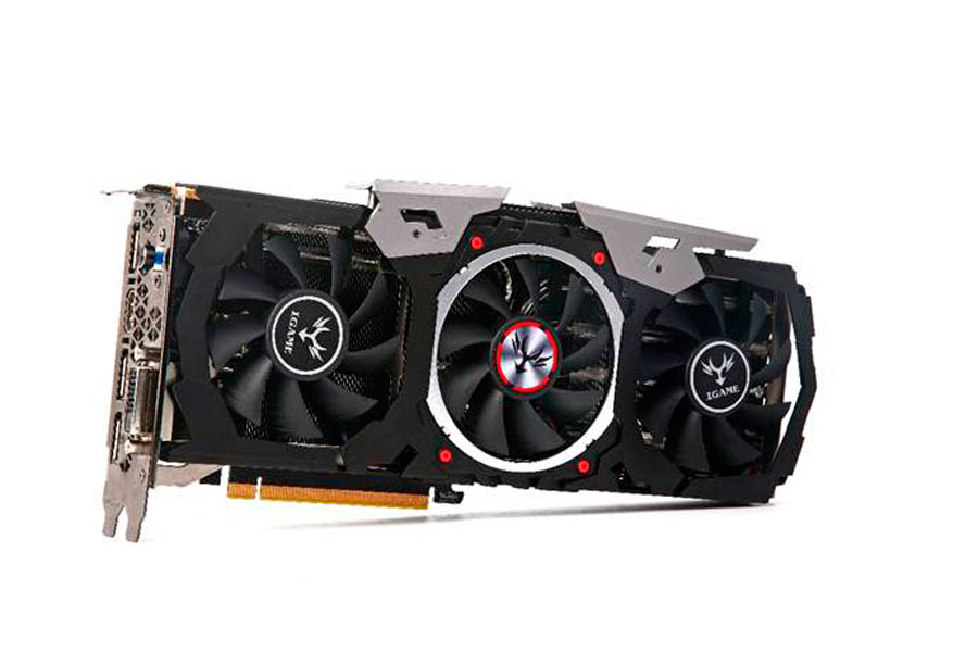COLORFUL Releases GeForce GTX 1070 Models