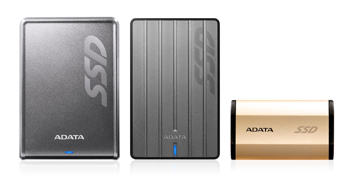 ADATA Announces SE730 SC660 and SV620 External SSD