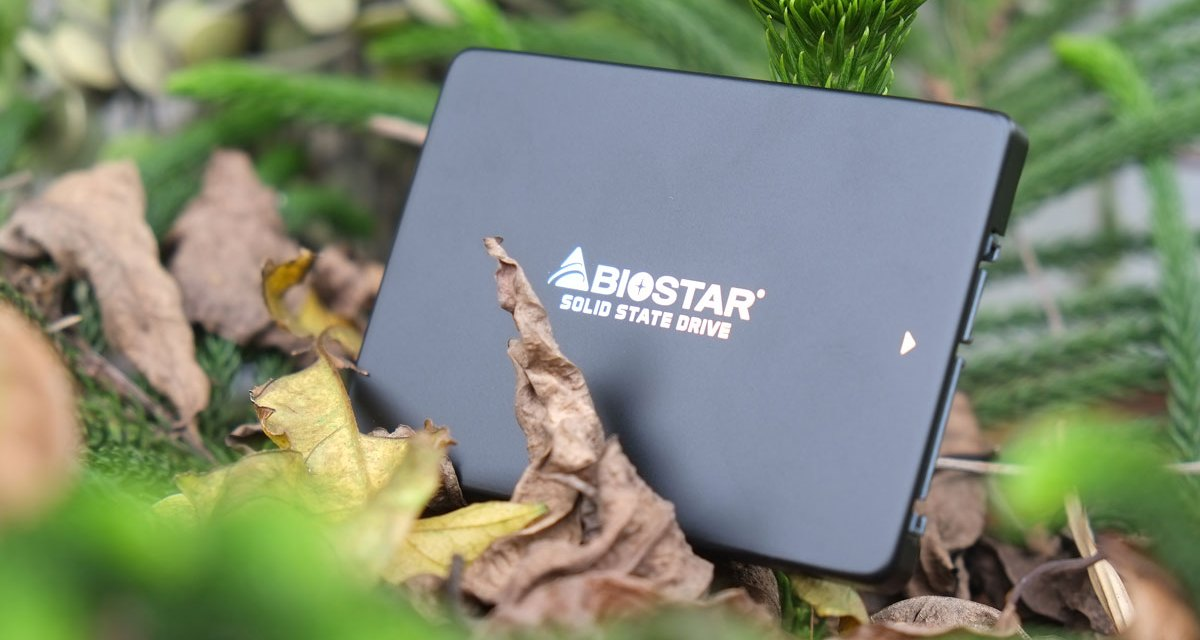 BIOSTAR G300 240GB SSD Review