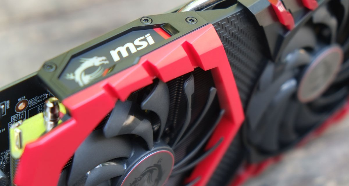 MSI Radeon RX 470 Gaming X 4GB Review