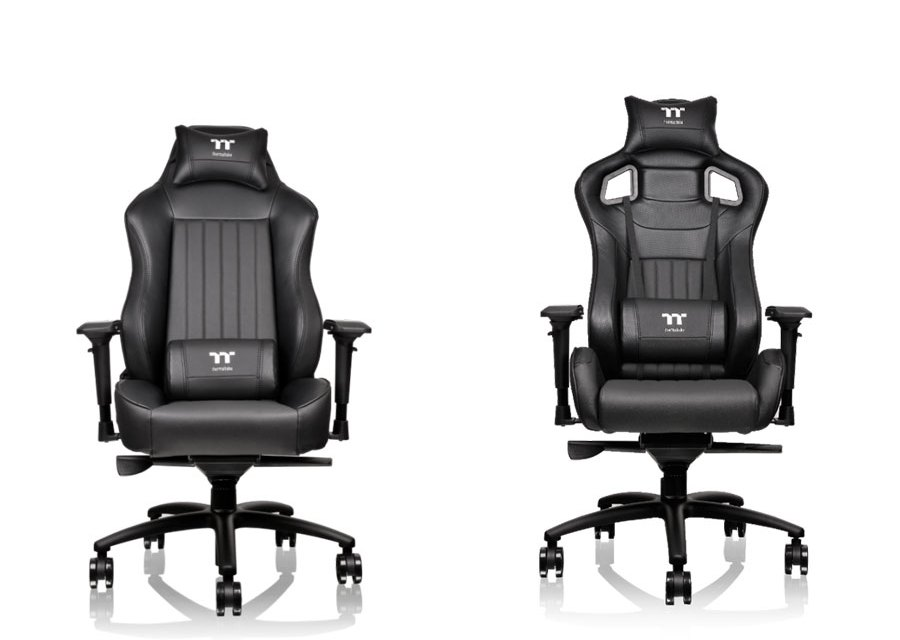 Tt eSPORTS Releases Their Own Professional Gaming Chairs