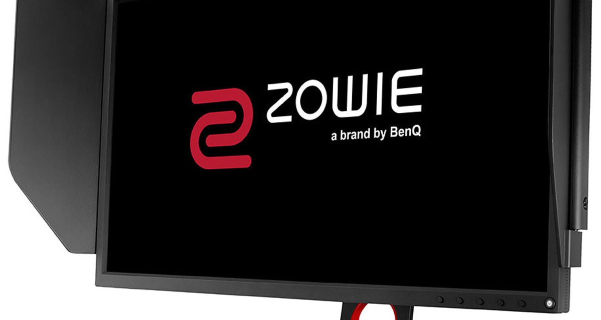 BENQ Announces The ZOWIE XL2540 240Hz Gaming Monitor