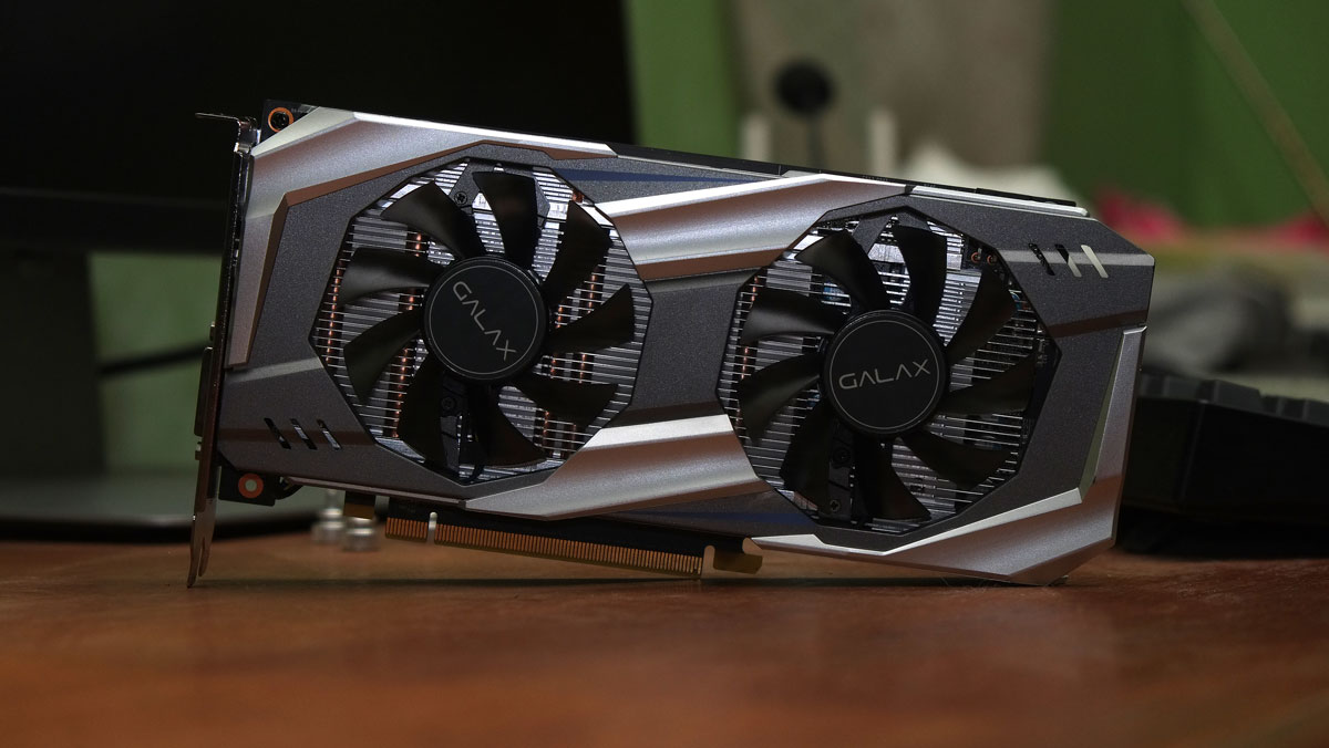 Review | GALAX GeForce GTX 1060 OC 6GB