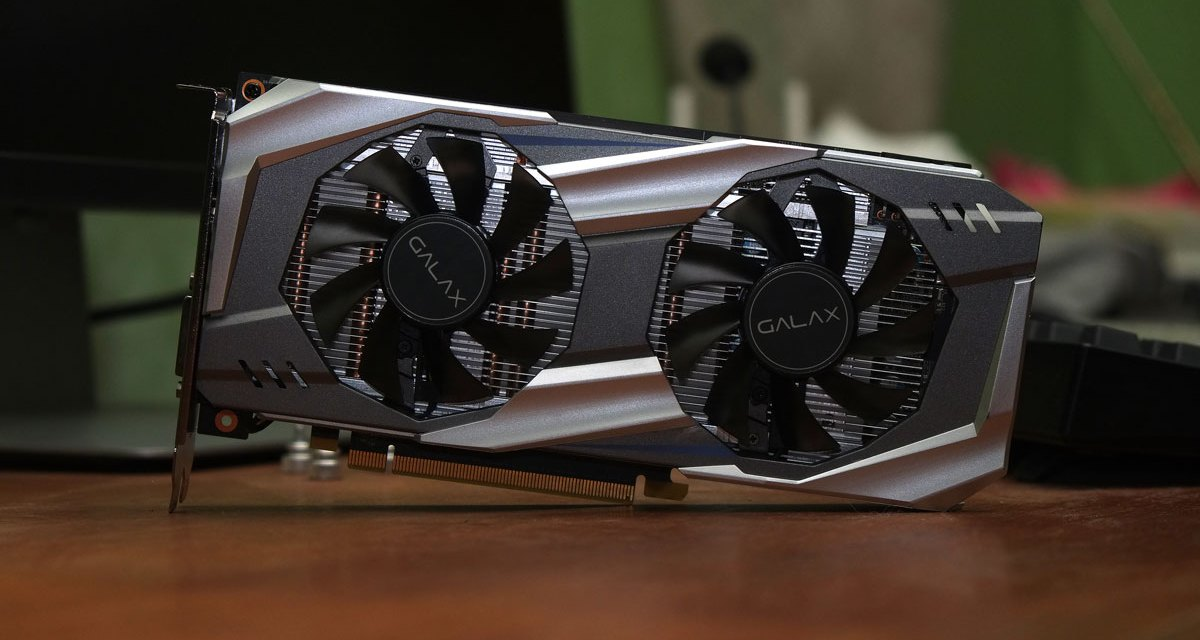 Review | GALAX GeForce GTX 1060 OC 6GB
