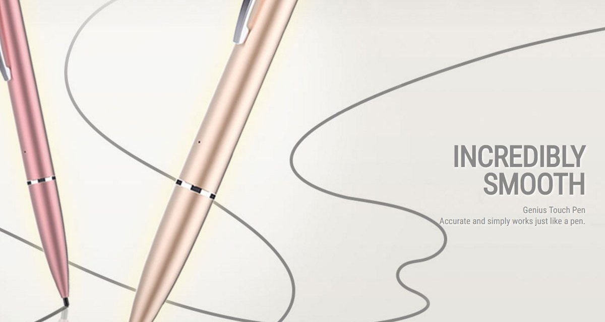 Genius Announces its Advanced GP-B200 Touch Pen