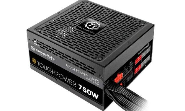 Thermaltake Updates ToughPower Series PSU Enclosures