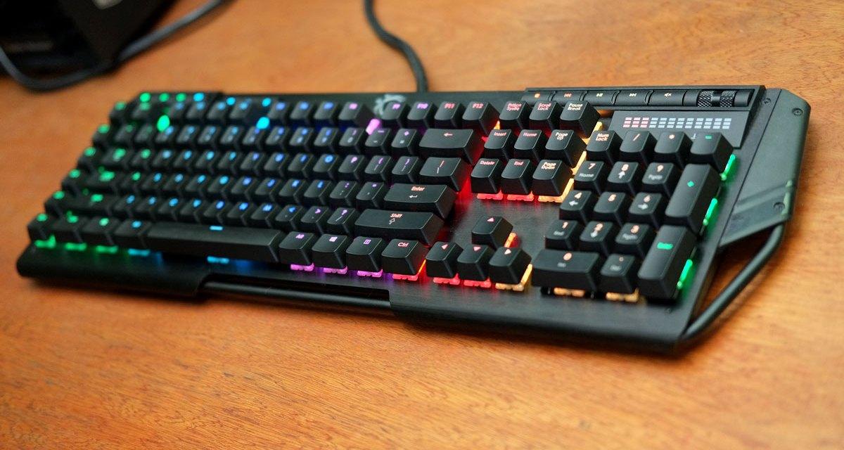 G.SKILL RIPJAWS KM780 RGB Mechanical Gaming Keyboard Review