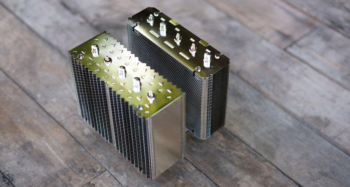 Review | Raijintek Tisis CPU Cooler Redux