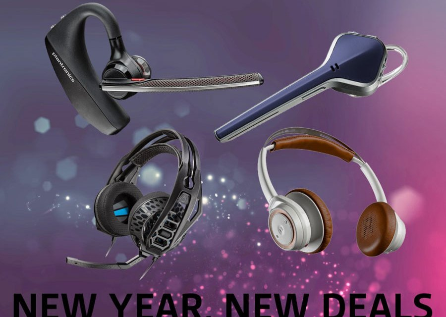 Plantronics Announces New Year Promotion