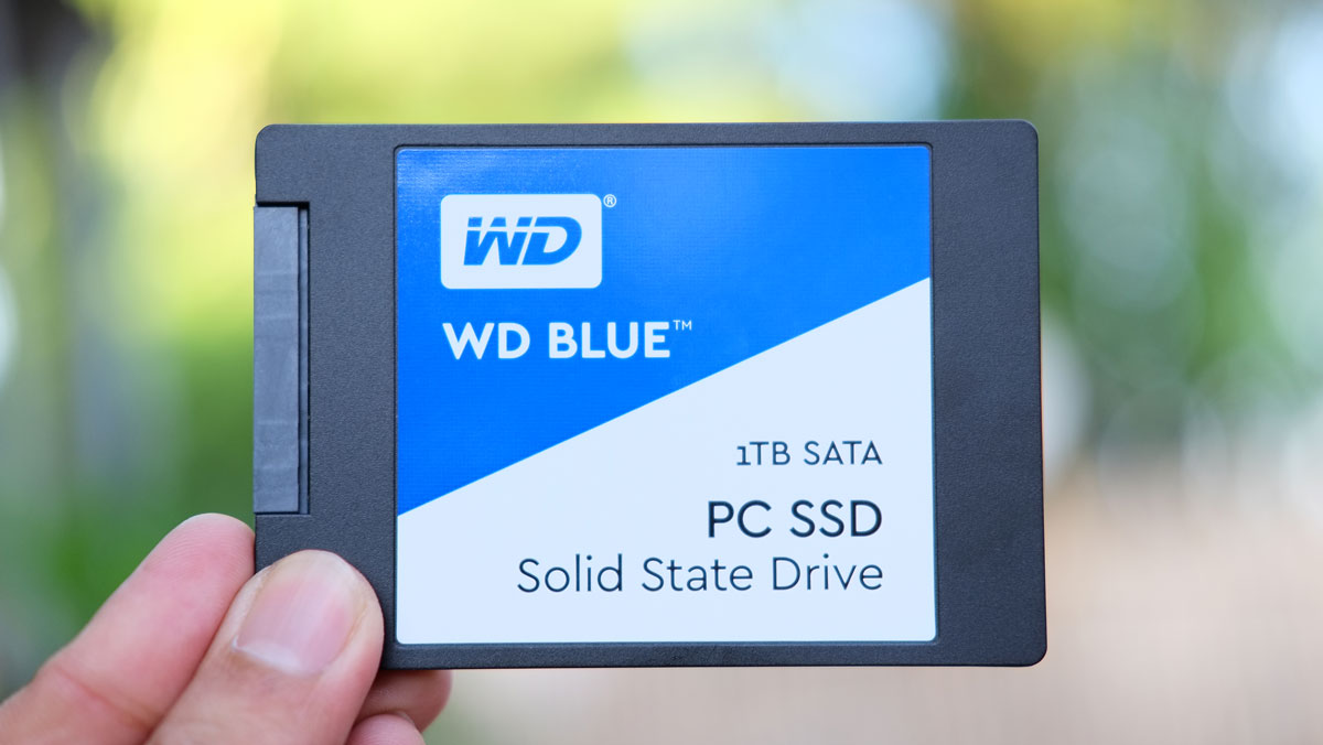 WD Blue SSD 1TB Model Review   TechPorn