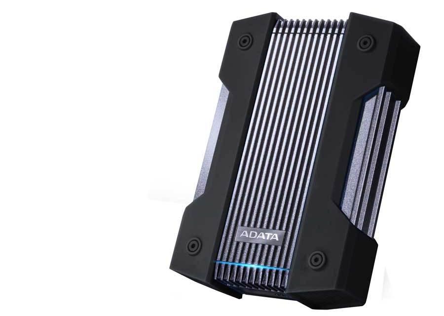 ADATA Unveils Aluminum HD830 External HDD