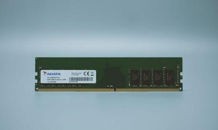 Review | ADATA Premier DDR4 2666MHZ 2X8GB Memory Kit