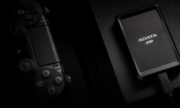ADATA Launches Slim and Portable SC685 External SSD