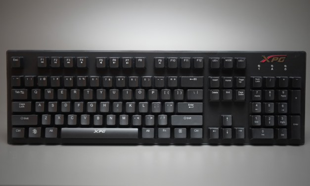 Review | ADATA XPG INFAREX K20 RGB Mechanical Gaming Keyboard