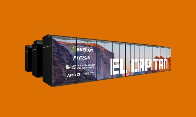 AMD to Power Up the El Capitan Exascale Class Supercomputer